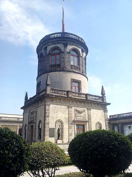 Castillo de Chapultepec Castle - Suites Capri