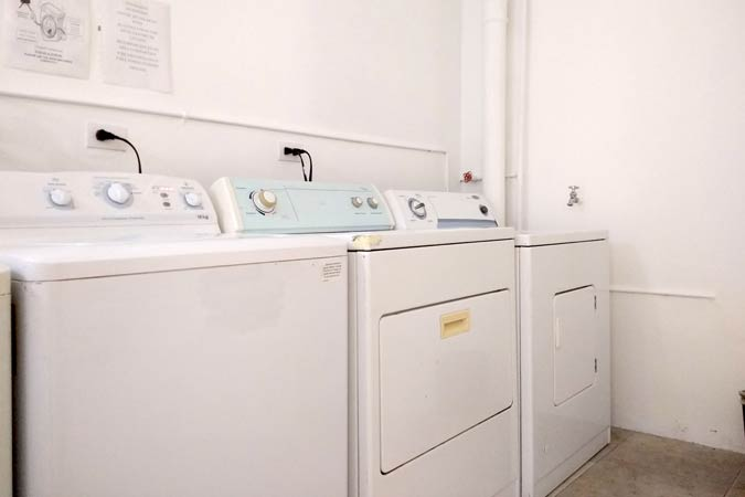 Suites Capri Sevilla Laundry Lavadoras