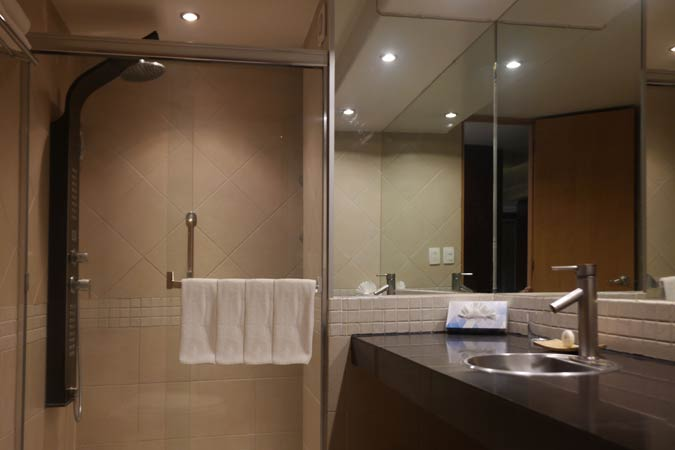 Suites capri Reforma 410 Bathroom