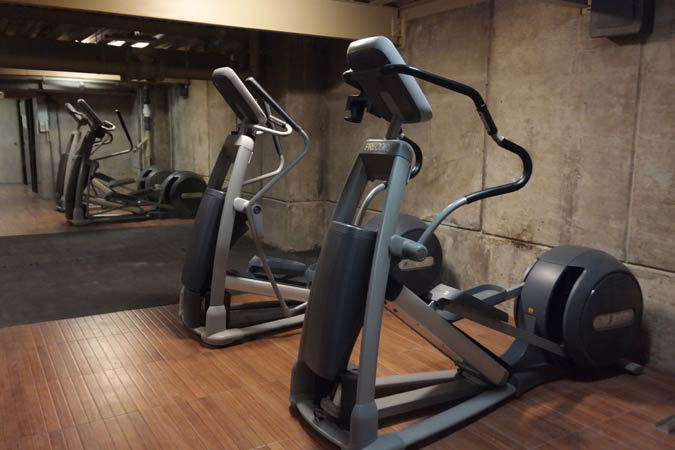 Suites Capri Reforma Angel Gym Fitness Center